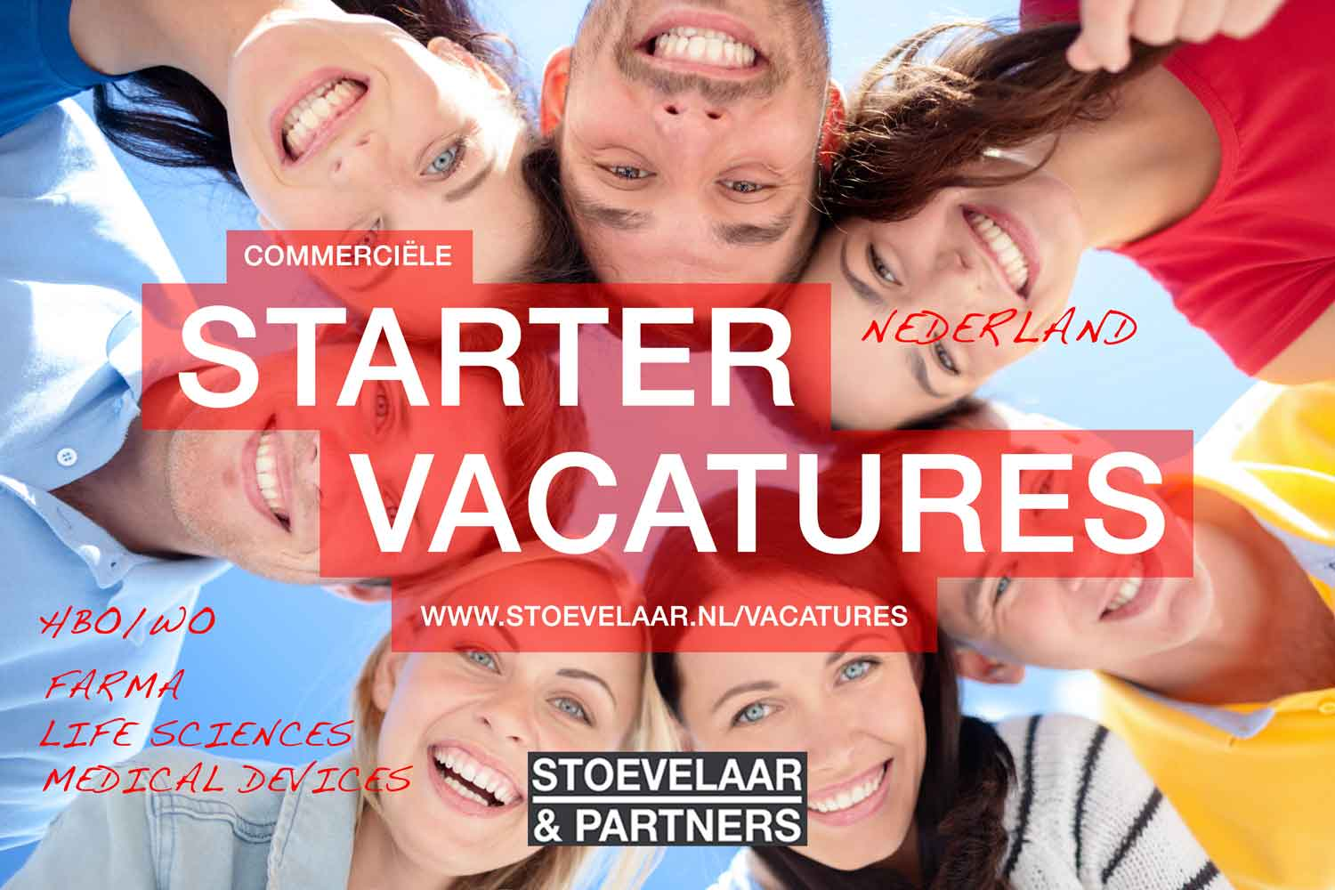 Starter vacatures medical devices farma life sciences