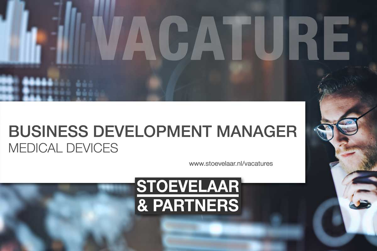 Business Development Manager Medical Devices